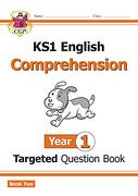 New ks1 English Targeted Question Book: Year 1 Comprehension - Book 2 (libro en Inglés)