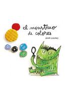 portada El Monstruo de Colores - Anna Llenas - Flamboyant