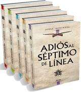 Adios al Septimo de Linea (5 Tomos) - Jorge Inostrosa - Zig-Zag
