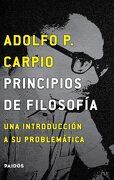 Principios de Filosofia - Carpio Adolfo - Paidos