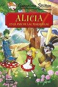 Alicia en el País de las Maravillas - Geronimo Stilton - Planeta