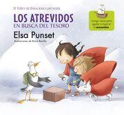 Atrevidos en Busca del Tesoro - Elsa Punset - Beascoa
