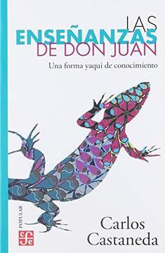 portada Las Enseñanzas de don Juan: Una Forma Yaqui de Conocimiento