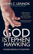 God and Stephen Hawking: Whose Design is it Anyway? (libro en Inglés) - John C Lennox - Lion Hudson