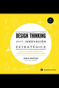 portada Design Thinking Para la Innovacion Estrategica