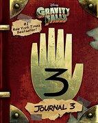 Gravity Falls: Journal 3 (libro en Inglés) - Alex Hirsch - Disney Press