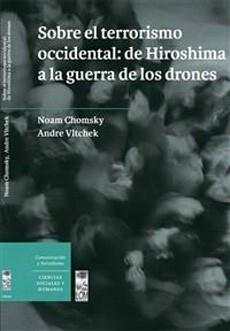 portada Sobre el Terrorismo Occidental: De Hiroshima a la Guerra de los Drones