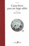 Carta breve para un largo adios - PETER HANDKE - GRUPO PENTA