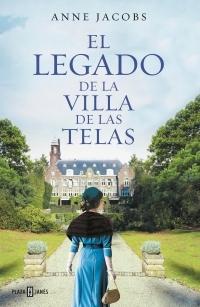 portada El Legado de la Villa de las Telas (la Villa de las Telas 3)