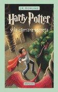 Harry Potter y la Cámara Secreta - J. K. Rowling - Salamandra