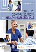 Effective Communication for Health Professionals (libro en Inglés)