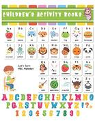 Children's Activity Books: Alphabet Letters Classic Coloring Book for Toddlers and Preschool Kids to Learn the English Alphabet Letters From a to z (libro en Inglés)