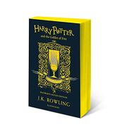 Harry Potter and the Goblet of Fire - Hufflepuff Edition (Harry Potter House Editions) (libro en Inglés)