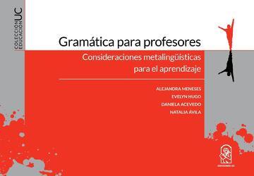 portada Gramática para profesores