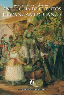 portada Antología de Cuentos Hispanoamericanos