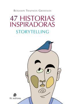 portada 47 historias inspiradoras: storytelling
