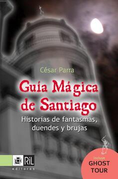 portada Guía mágica de Santiago